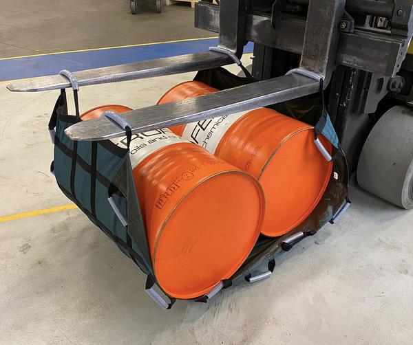 Evacuatiedoek XXL Test - Bariatric Retmex